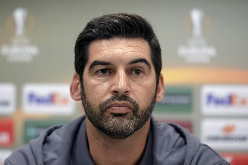 Paulo Fonseca, treinador do SC Braga