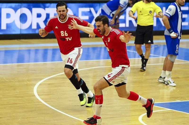 Andebol: Benfica vence FC Porto