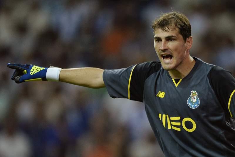 """Iker Casillas rendido ao Dragão: """"Sinto-me portista"""""""