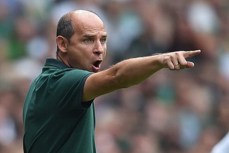 Skripnik já não é técnico do Werder Bremen