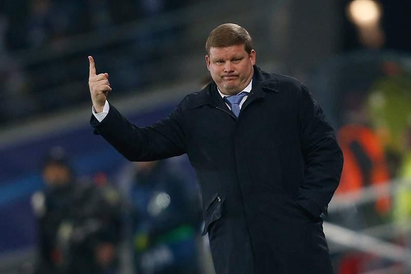 Hein Vanhaezebrouck, treinador do Gent