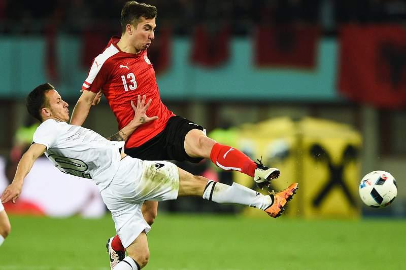 Áustria-Albânia