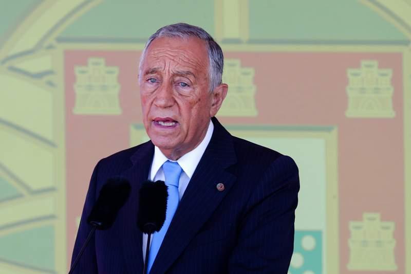 Presidente da República pede que portugueses entrem na final com