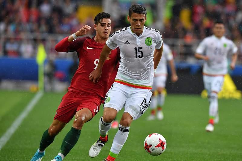 André Silva joga pela seleção