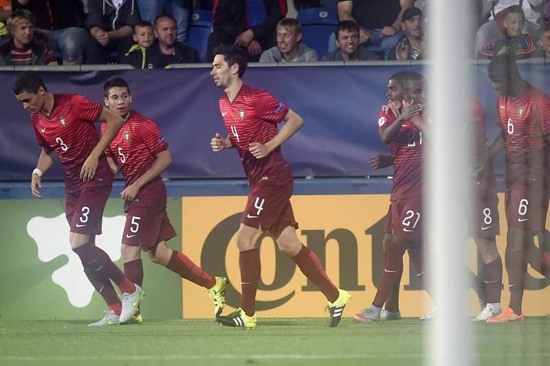Portugal - Inglaterra Sub-21