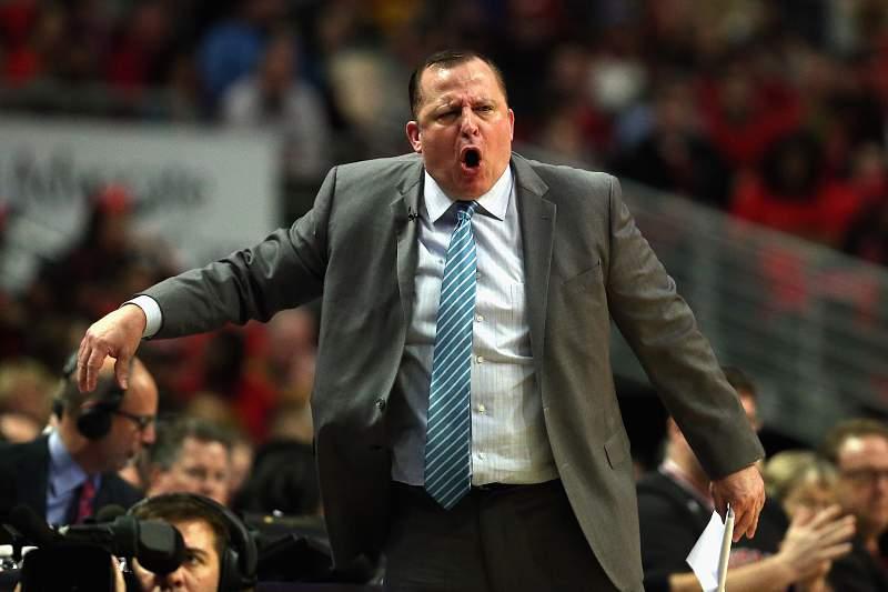 Tom Thibodeau vai abandonar o comando técnico dos Chicago Bulls