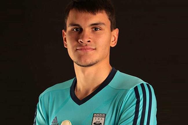 Ivan Zlobin assinou por cinco temporadas