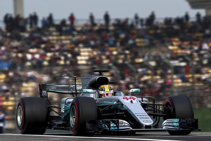 Lewis Hamilton vence Grande Prémio da China