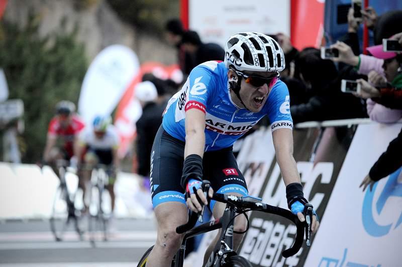 Ciclista Daniel Martin assina pela Etixx-QuickStep