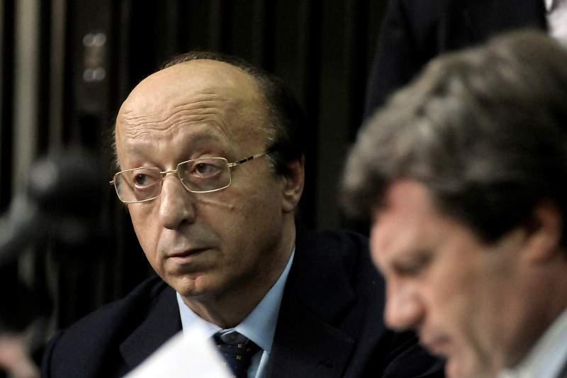 Luciano Moggi, antigo dirigente da Juventus