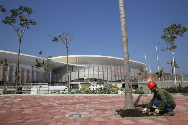 Rio 2016 Olympic Games preparations