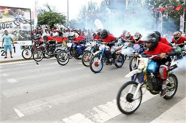 Malanje quer parceria para desenvolvimento do motocross