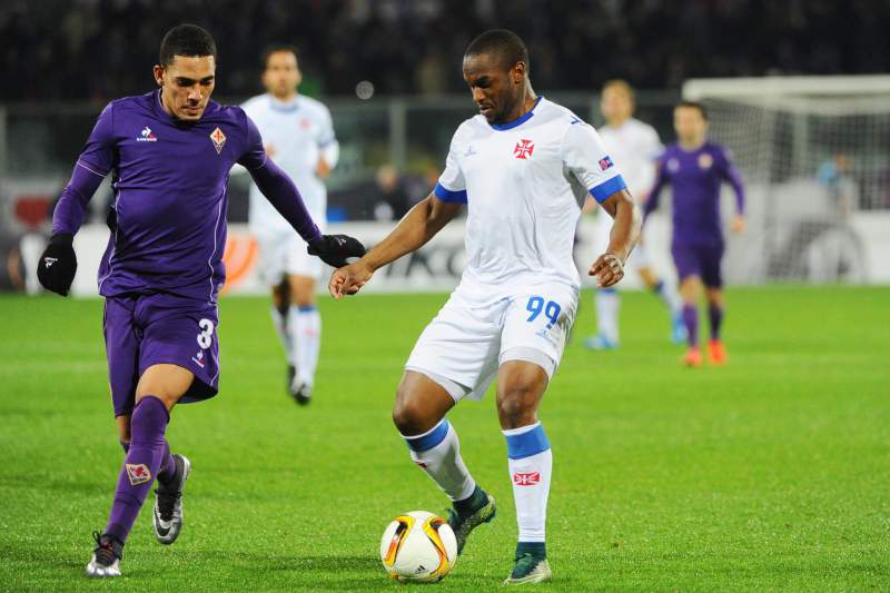 Liga Europa: Fiorentina - Belenenses