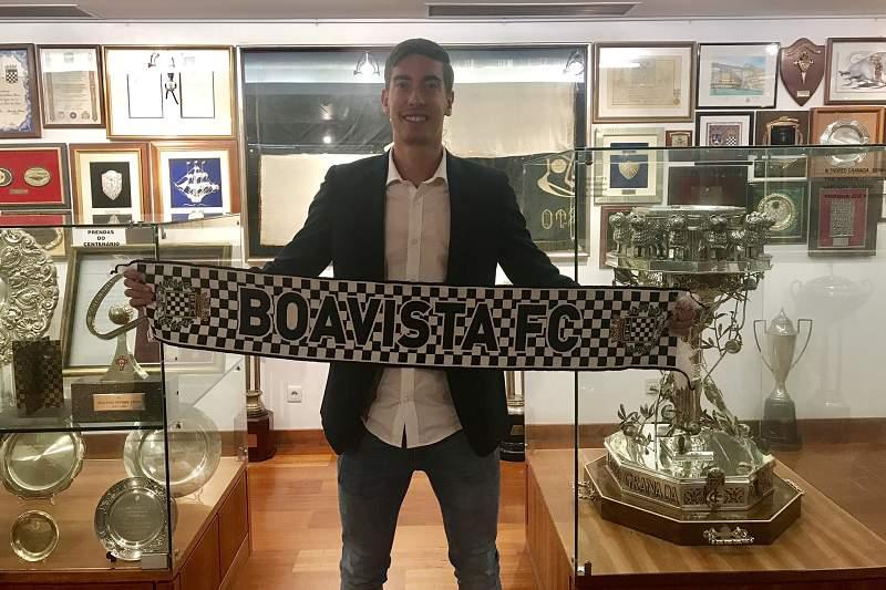 Alex Rodriguez, jogador do Boavista