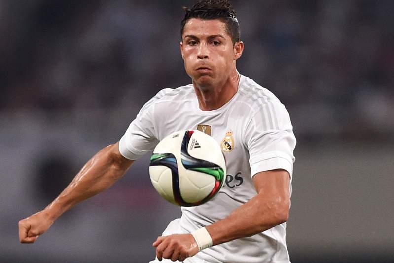Cristiano Ronaldo e Antonelli