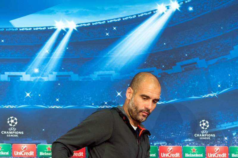FC Bayern Munich press conference
