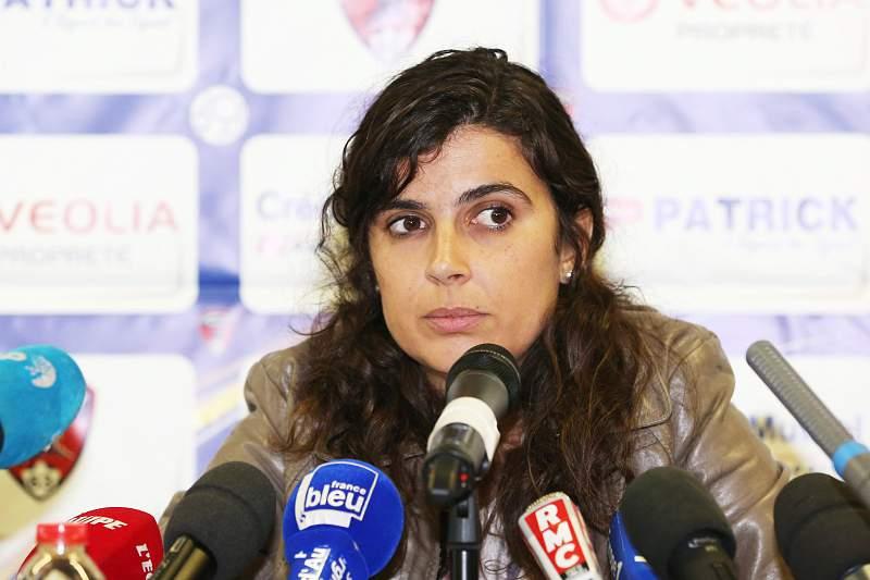 A portuguesa, de 39 anos, vai integrar o departamento de prospeção da formação germânica.