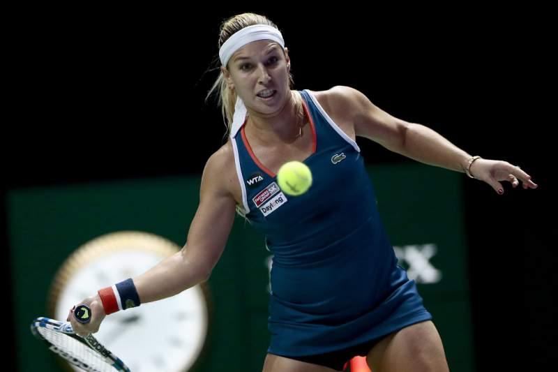 Líder mundial Angelique Kerber afastada no Open de Roma por Anett Kontaveit.