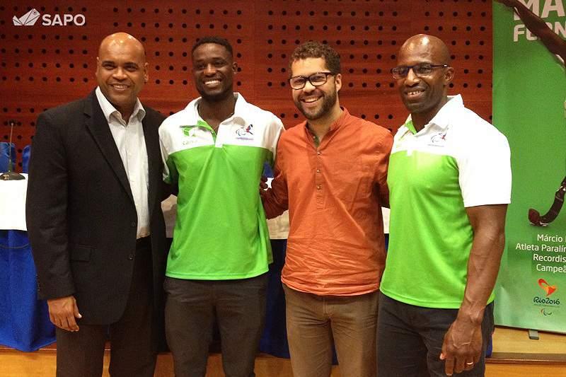 Atletas paralímpicos cabo-verdianos nos Jogos do Rio'2016