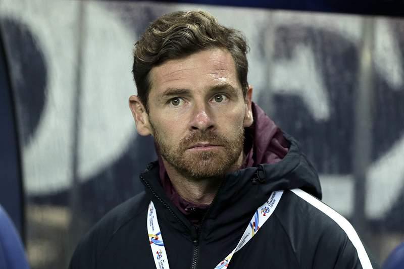 André Villas-Boas, treinador do Shanghai SIPG