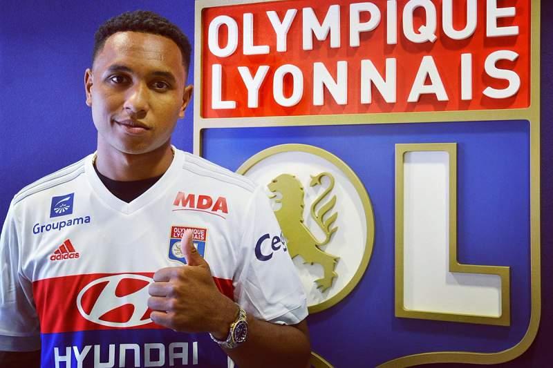 Kenny Tete, jogador do Lyon