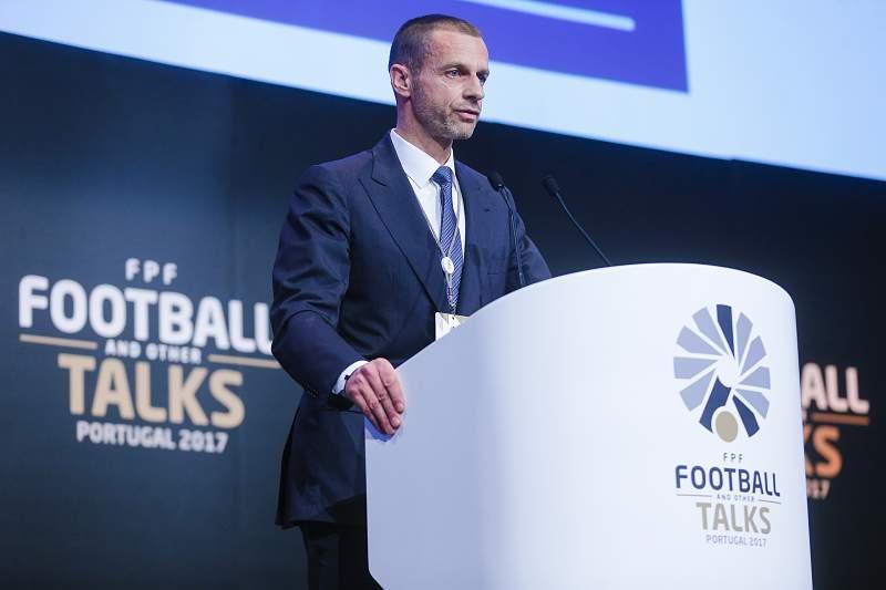 Ceferin, Presidente da UEFA
