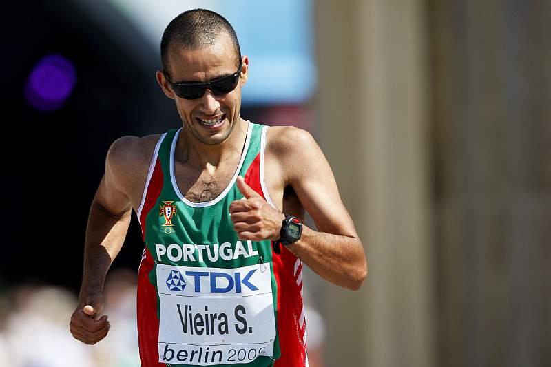 XII World Championships in Athletics, Sérgio Vieira