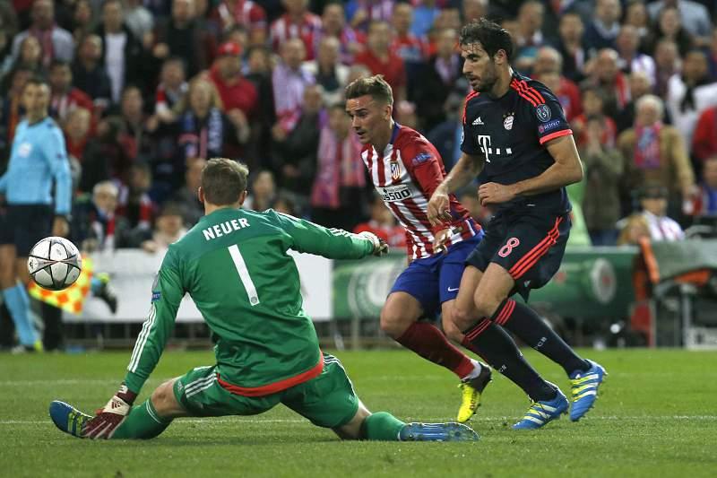 Atlético Madrid - Bayern Munique