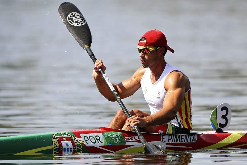 Rio 2016: Canoísta Fernando Pimenta quinto na final de K1 1.000 metros