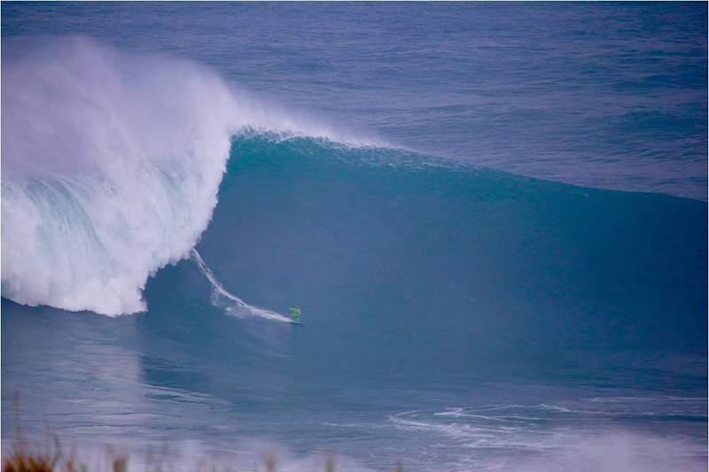 Garrett McNamara nomeado para os prémios Biggest Wave e Heaviest Wipeout nos XXL Awards 2016