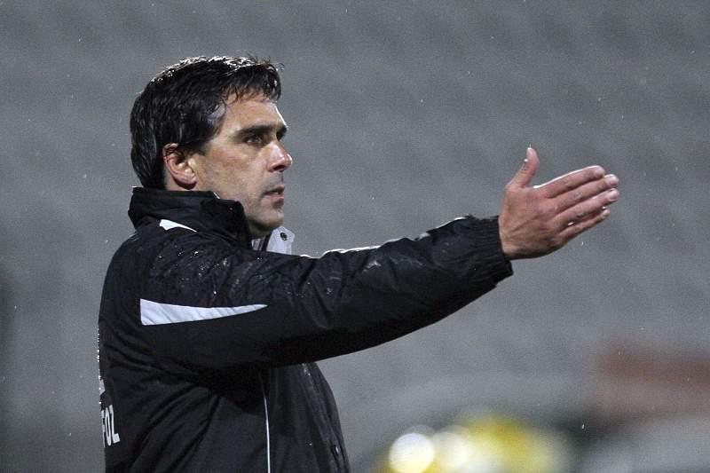 Daniel Ramos considera 'grande oportunidade' treinar o Marítimo