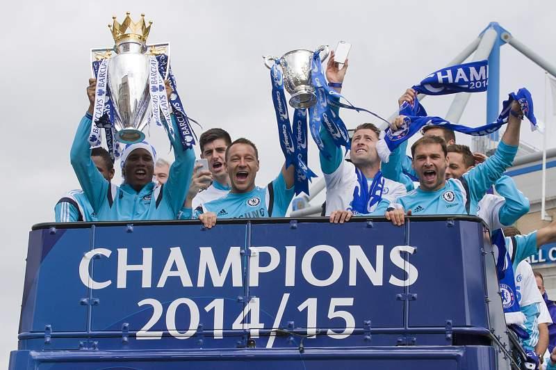 Chelsea campeão 2014/15
