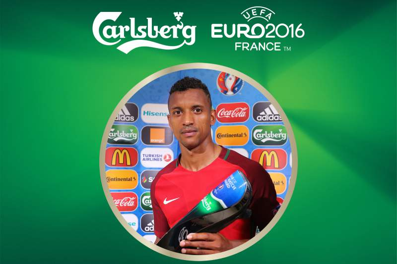 Nani: Carlsberg Man of the match