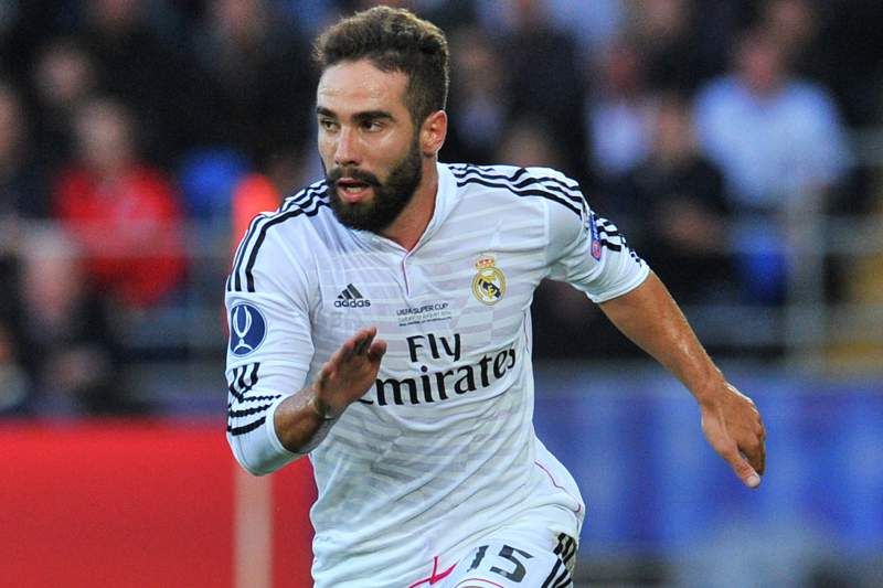 Carvajal renova pelo Real Madrid at
