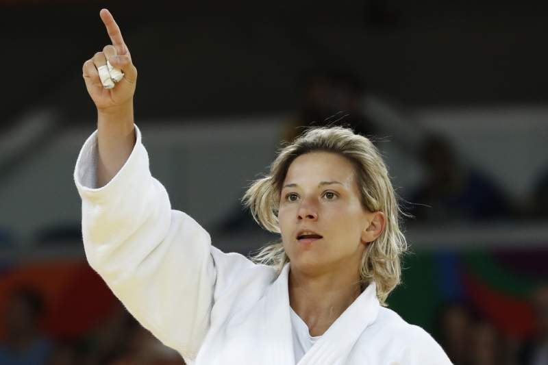 Afinal, Telma Monteiro pode mesmo seguir as pisadas de Nélson Évora