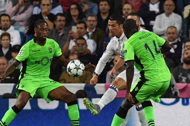 Real Madrid - Sporting