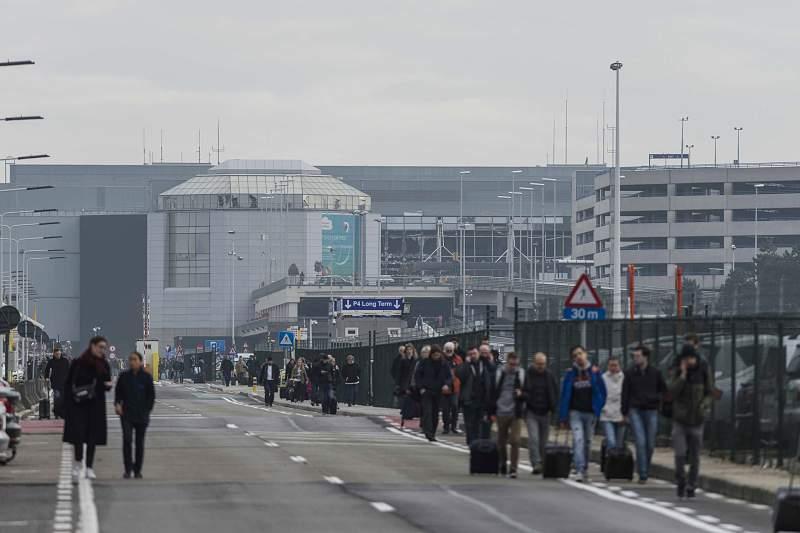 Atentados terroristas em Bruxelas