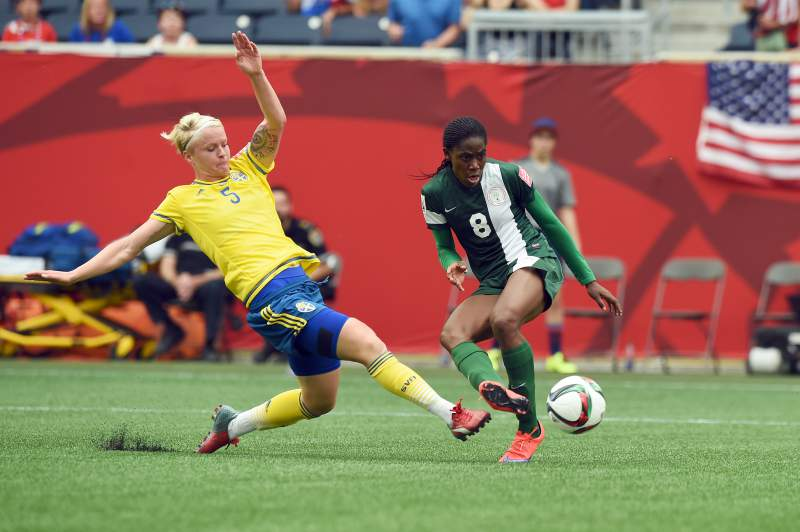 Suécia vs Nigéria Mundial Feminino