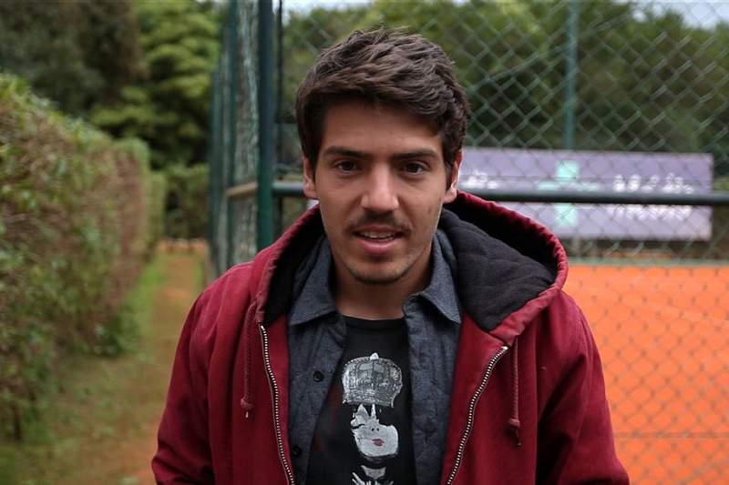 João Domingues é o novo protagonista da rubrica Break Point