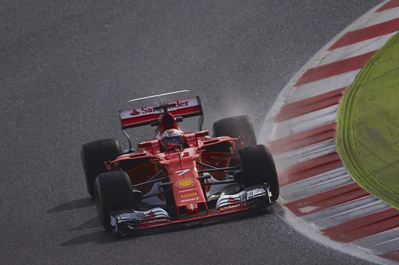 Kimmi Raikkonen, piloto da Ferrari