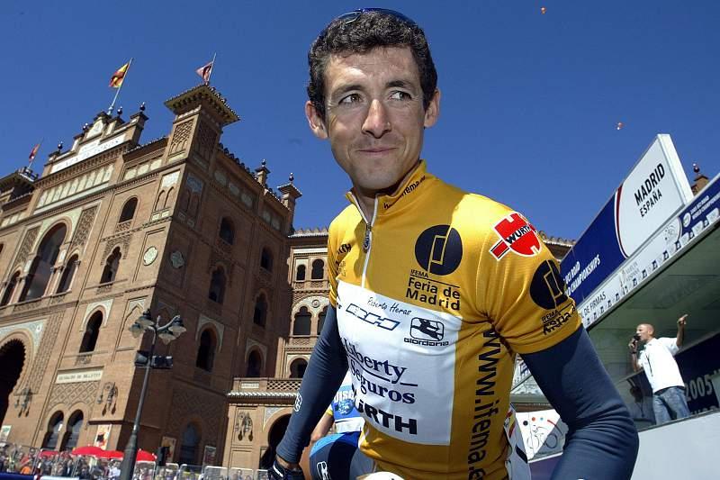 Roberto Heras, antigo ciclista espanhol