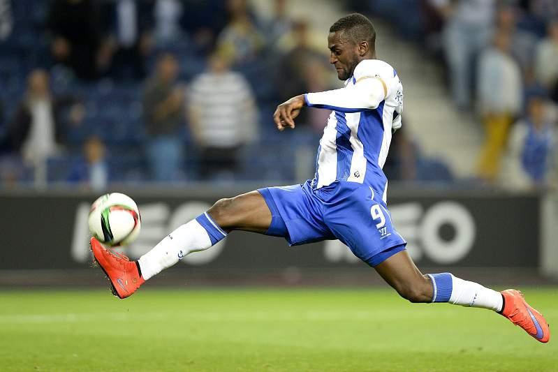 Jackson Martinez vestiu a camisola do FC Porto na época passada