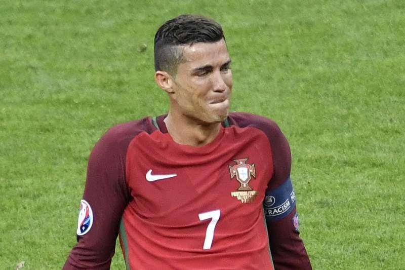 Euro2016: França-Portugal. Ronaldo sai lesionado