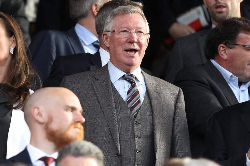 Ferguson não quer Mourinho a treinar o Manchester United