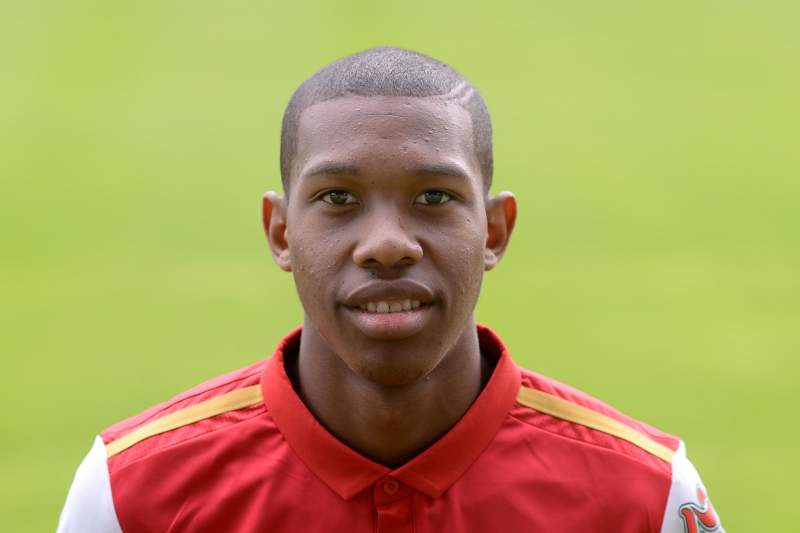 Alef, jogador do Sporting de Braga