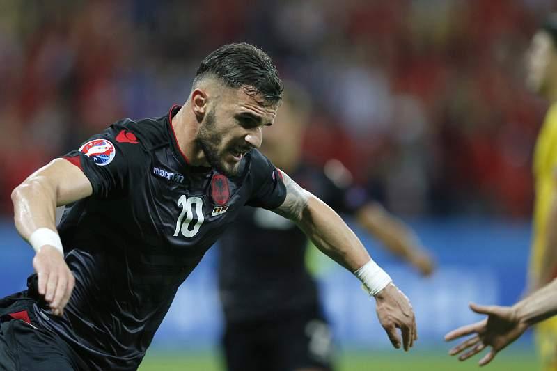 Group A Romania vs Albania