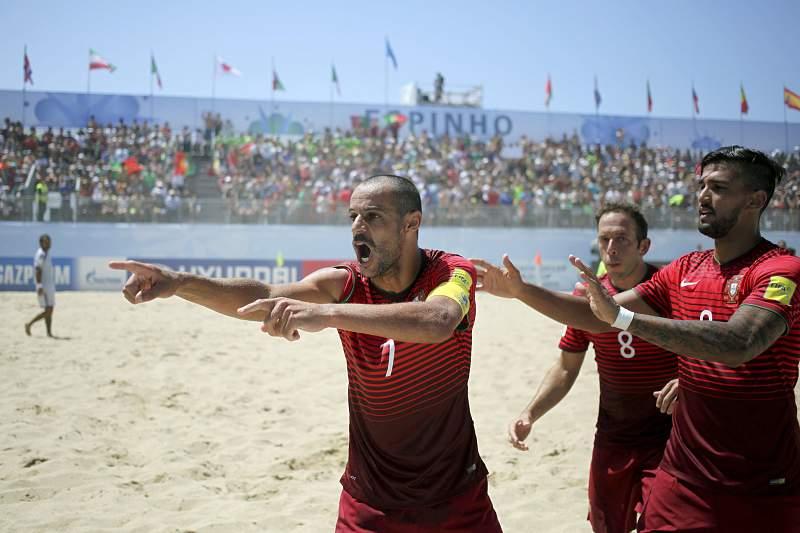 FIFA Beach Soccer World Cup Portugal 2015: Portugal vs Japan