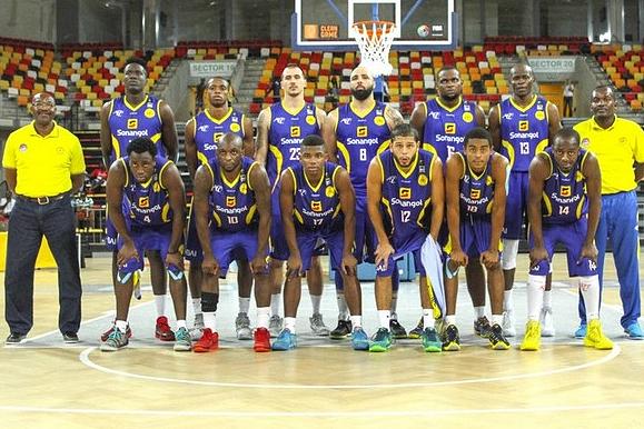 Petro de Luanda venceu o Recreativo do Libolo na final da Taça dos Campeões Africanos de Basquetebol