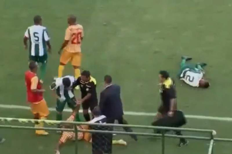 Jogo entre o Gama e o Brasiliense terminou em violência