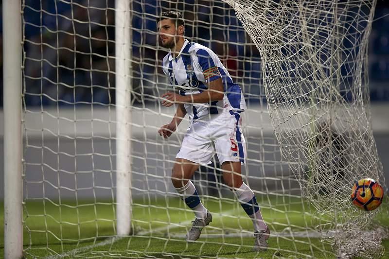 Marcano, defesa central do FC Porto